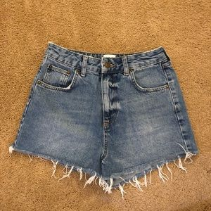Urban Outfitters BDG High Waisted Mom Shorts W27